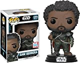 Star Wars - Rogue One - Saw Gerrera with Hair Pop (2017 Fall Convention Exclusive)