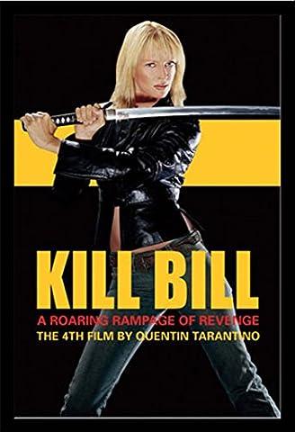 Kill Bill - Teil 2, UK Teaser - Filmposter Kino