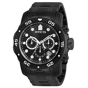 Invicta 0076 Pro Diver – Scuba Reloj para Hombre acero inoxidable
