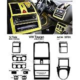 PreWoodec cabina decorativo para Volkswagen Touran–_ _ AB 08.2010(exclusiva 3d Vehículo de equipamiento–Fabricado en Alemania)