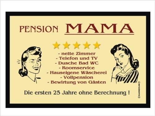 Creativ Deluxe 'Felpudo (Pensión Mamá