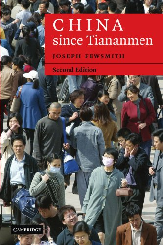 china-since-tiananmen-from-deng-xiaoping-to-hu-jintao-cambridge-modern-china-series