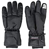 Warmawear Dual Fuel Basic Cold Weather Battery Heated Gloves Mittens - Medium