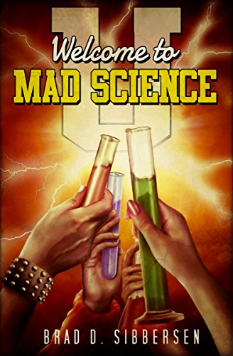 Cherry Brads (Welcome to Mad Science U (Pulp Your Cherry Book 1) (English Edition))