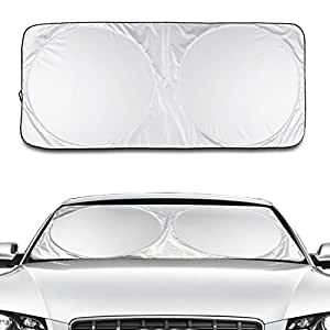 car sun shade front car windshield sunshade uv protector for cool interior dashboard. Black Bedroom Furniture Sets. Home Design Ideas