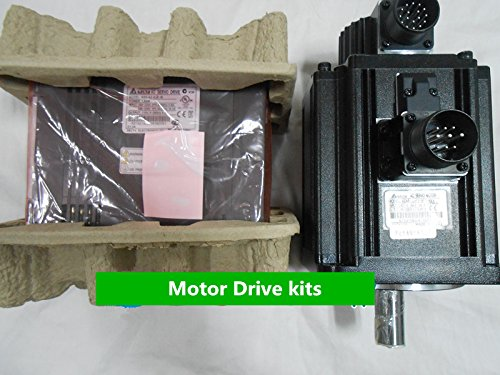 Gowe 2kW AC Servo Motor Drive Controller Kit System 220V 9.55Nm 11A 180mm ecma-e11820rs + asd-a2–2023-m mit 3M Kabel