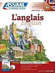 L'Anglais (livre+1Cd mp3)