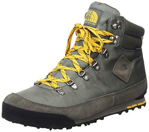The North Face M Back-To-Berkeley Nl, Chaussures de Randonnée Homme Grey / jaune