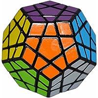 LSMY Megaminx 3x5 Puzzle Cubo Toy Negro