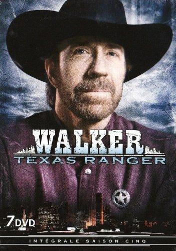 Walker, Texas Ranger - Saison 5