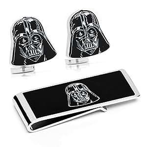 Star Wars Darth Vader Boutons de manchette et pince à billets Gift Set