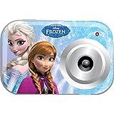 Disney Frozen PIX 57127 Appareils Photo Numériques 0.3 Mpix Bleu