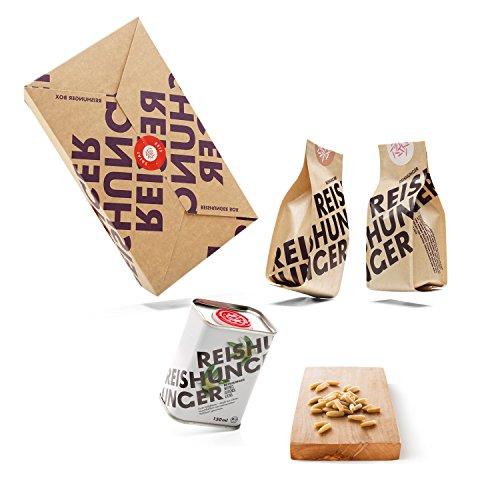 Reishunger Reis Salat Box - Originalzutaten bester Qualität -Für bis zu 4 Personen - Ideal als Geschenk