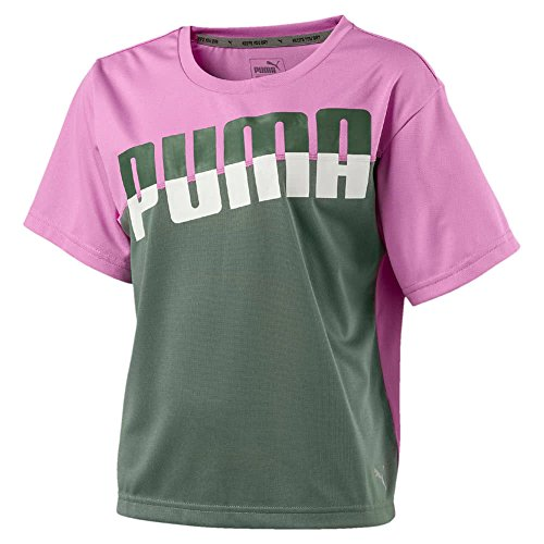 Puma Mädchen A.C.E. Tee G T-Shirt, Orchid, 140
