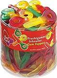 Red Band Fruity Dummies Sweet 1200g Full Tub - Dutch Candy & Sweets für Red Band Fruity Dummies Sweet 1200g Full Tub - Dutch Candy & Sweets