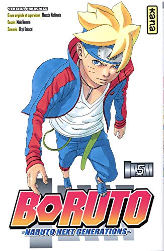 Boruto - Naruto next generations -, tome 5 par Ukyo Kodachi