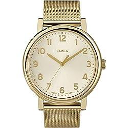 f6c2d5025d95 Timex T2N597D7 - Reloj de cuarzo unisex