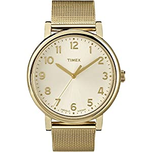 Timex T2N597D7 – Reloj de Cuarzo Unisex, Correa de Silicona, Color