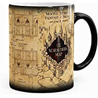 caseOrama Harry Potter Mug en céramique The Maraudeurs Map à couleur changeante 325 ml