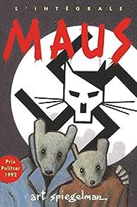 Maus : Intégrale par Art Spiegelman