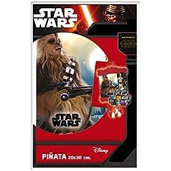 Star Wars - Piñata Viñeta, 20 x 30 cm (Verbetena 014000860)