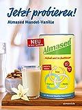 Almased Mandel-Vanille: Zur Gewichtskontrolle 2x 500g + Gratis Kollagen 500mg