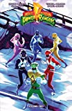 Front cover for the book Mighty Morphin Power Rangers Vol. 2 by Kyle Higgins