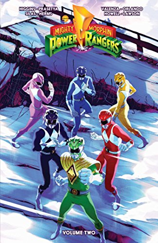 Mighty Morphin Power Rangers Vol. 2