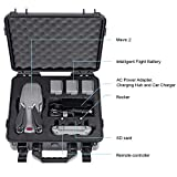 Smatree Waterproof Hard Case for DJI Mavic 2 Pro or DJI Mavic 2 Zoom (Drone and Accessories Not Included)