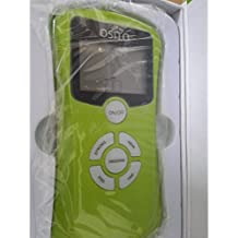 JMung'S Elettrostimolatore Muscolare 8 Elettrodi Per Interfaccia Di Uscita A Doppio Canale Massaggi A Impulso Eccezionale Per I Dolori Cervicali, La Sciatica E Per L'Indolenzimento Muscolare