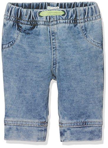 United Colors of Benetton Baby - Jungen Trousers Jeans, Blau (Denim), 6-9 Monate (Herstellergröße: 68)