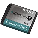 Sony NP-FR1 InfoLithium Type R Pile Lithium-Ion pour Appareil photo