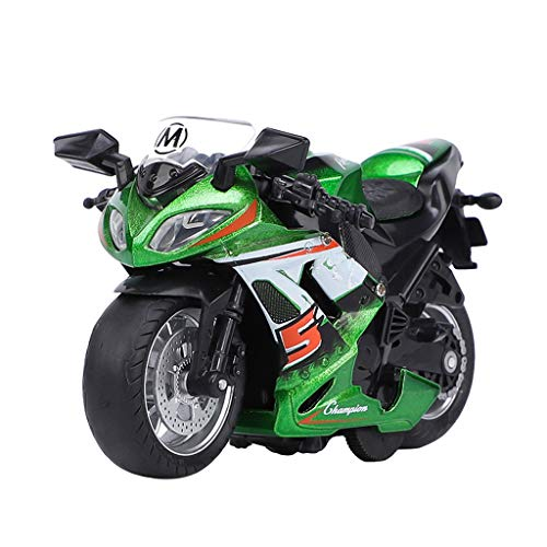 Cardith Musik motocross modell mini motocross kinder spielzeug mit lichter kinder -
