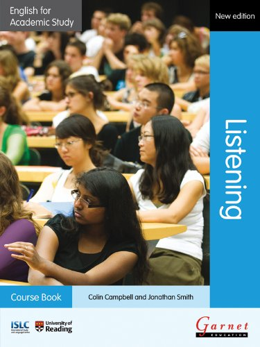 English for Academic Study: Listening Course Book with audio CDs - 2012 Edition