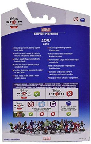 Disney Infinity 2.0: Einzelfigur – Loki – [alle Systeme] - 2