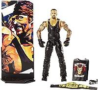 Le action figure WWE della linea Mattel permettono di ricreare l'azione dei combattimenti che potete vedere in TV