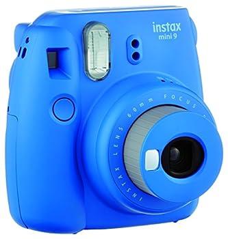 Fujifilm Instax Mini 9 Kamera Cobalt Blau 16
