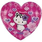 Herz-Pappteller Charmmy Kitty 6er Pack