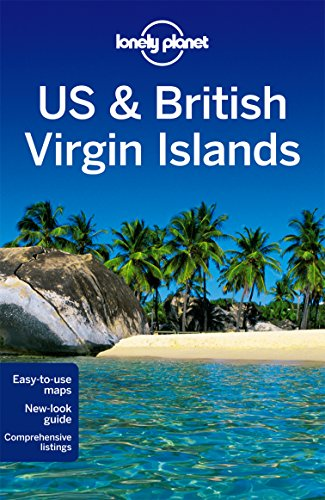 Lonely Planet US & British Virgin Islands (Travel Guide) Test