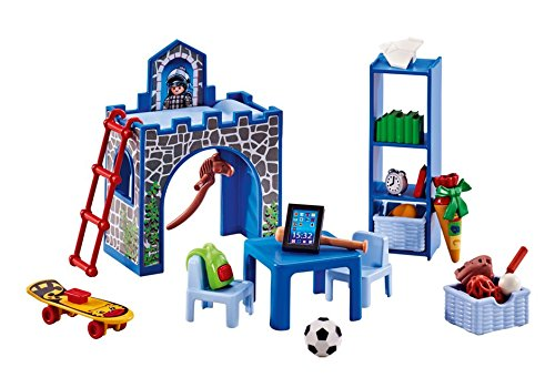 Playmobil 6556 kinderzimmer folienverpackung for Kinderzimmer playmobil