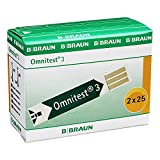 Omnitest 3 Blutzucker Sensoren Teststreifen 2X25 stk