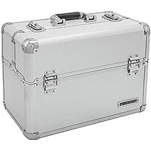 Caja para herramientas Angel presentación maletín + Correa Llave Color a elegir, plata (plateado) - DK-203001