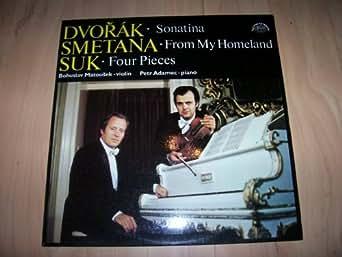 1111 2970 Bohuslav Matousek / Petr Adamec Dvorak etc LP