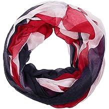 69dc64931d1abb styleBREAKER Loop Schlauchschal oder Schal im Union Jack, englische Flaggen  Design 01014036