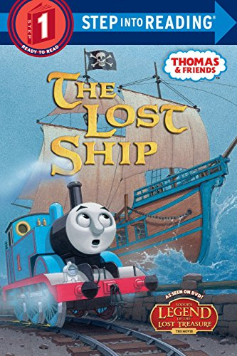 The Lost Ship (Thomas & Friends) (Thomas and Friends. Step into Reading)