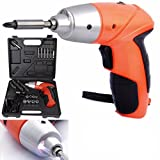 Best Cordless Screwdrivers - Flipco ® TUOYE Cordless Rechargeable Handy Drill Screwdriver Review