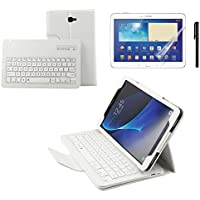 kvago Custodia per Samsung Galaxy Tab A 10.1, tastiera Bluetooth