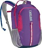 CamelBak Scout Sac à Dos d'hydratation, Mixte, Scout, Purple Sapphire/Azaela