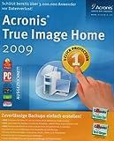 Acronis True Image Home 2009, DVD-ROM Zuverlässige Backups einfach erstellen!. Für Windows XP/Vista