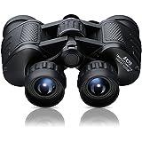 VicTsing 8 x 35 Binoculars with BAK4 Prism Zoom Binocular Telescope with Lens Caps